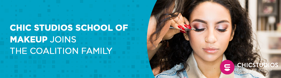 Chic Studios School of Makeup Joins the Coalition Family