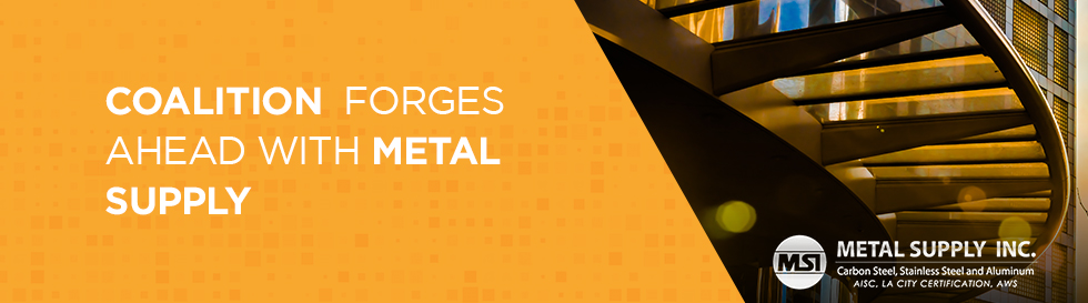 Coalition Forges Ahead with Metal Supply_v3