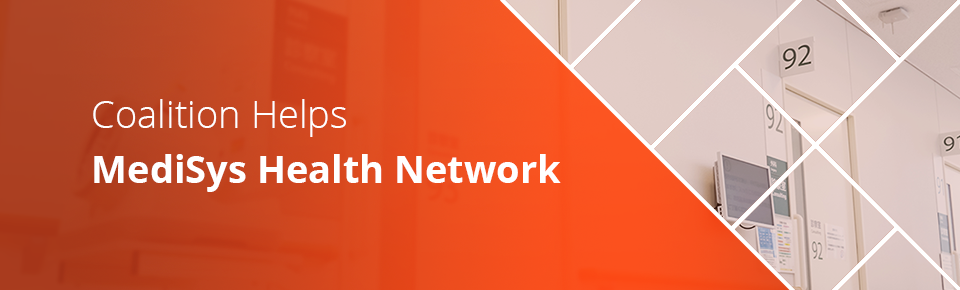 Coalition Helps MediSys Health Network