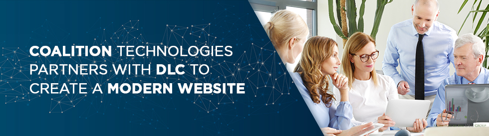 Coalition Technologies Partners with DLC to Create a Modern Website