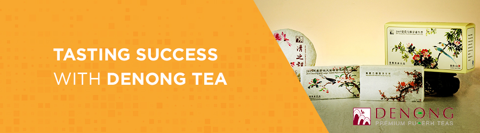 Tasting Success with Denong Tea