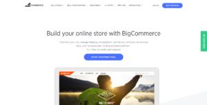 BigCommerce site