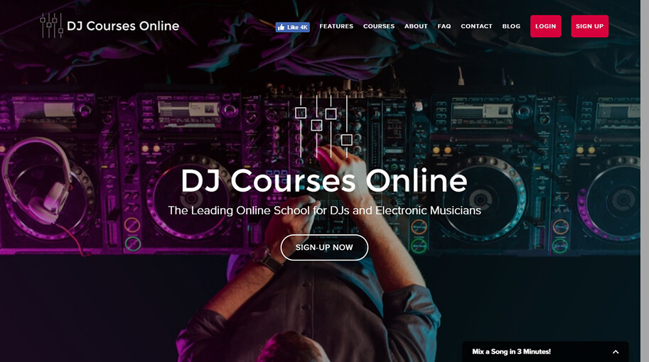 Image result for djcourses online