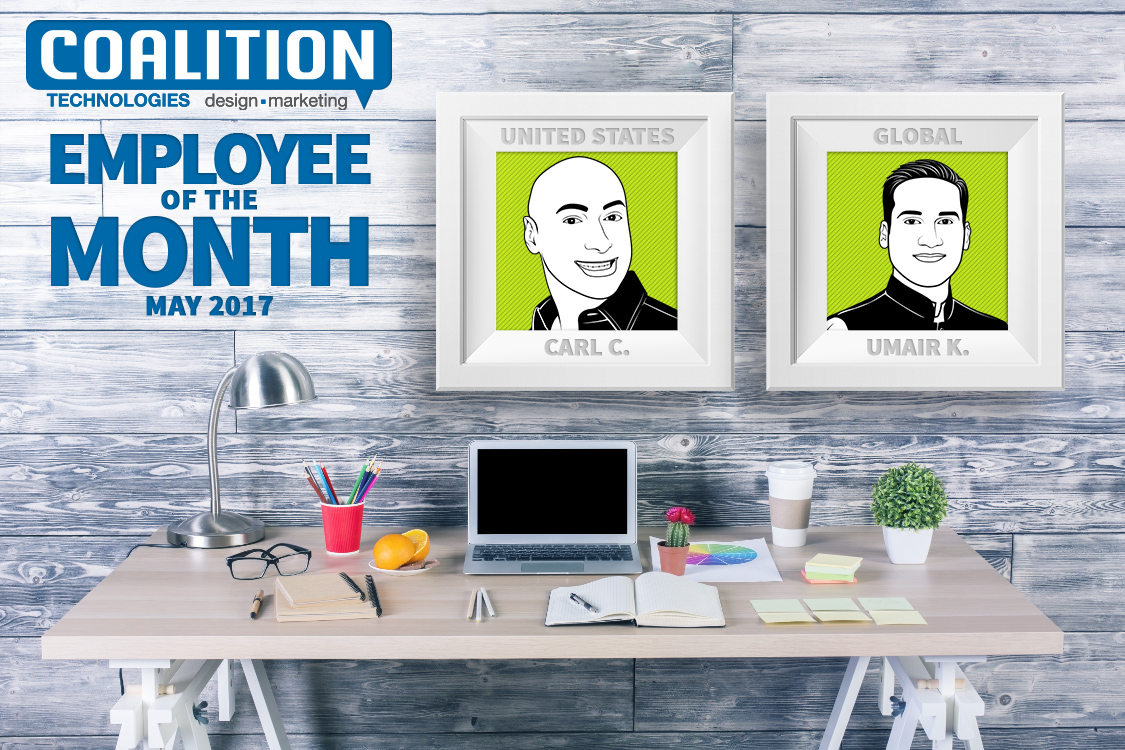Employees of the Month - May