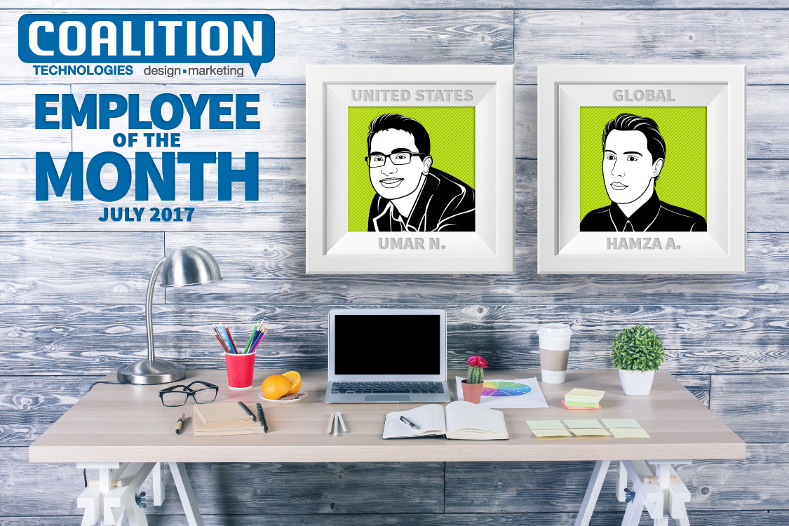 Employees of the Month - June