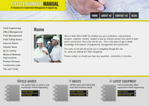 Field Engineer Manual